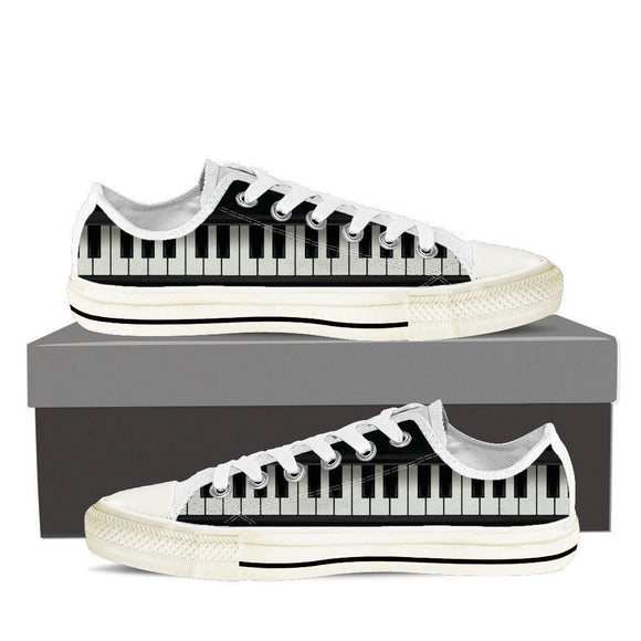 piano sneaker mens low cut sneakers cut
