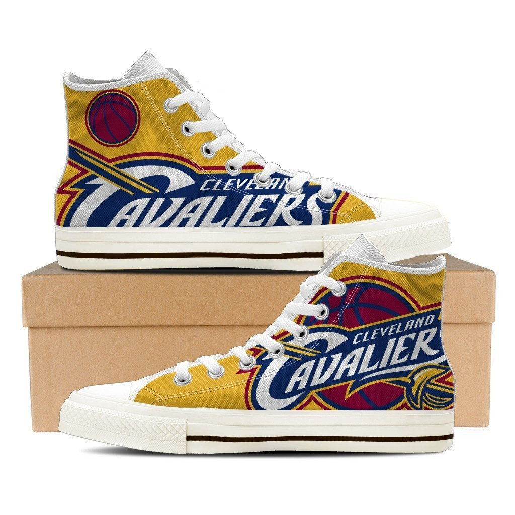cleveland cavaliers mens high top sneakers high top