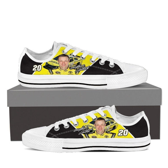 matt kenseth ladies low cut sneakers