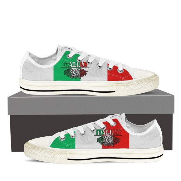 italian roots new ladies low cut sneakers