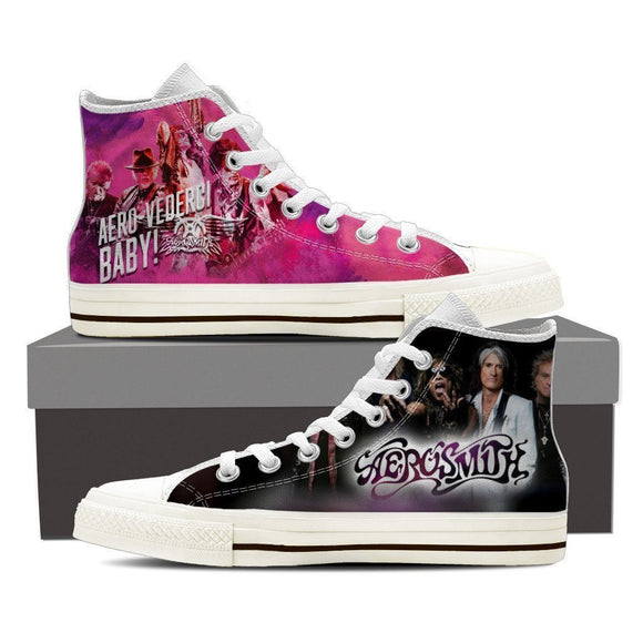arrowsmith ladies high top sneakers