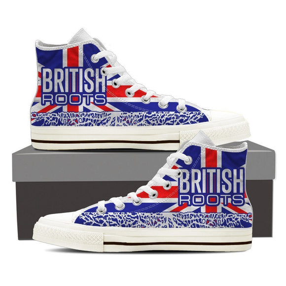 british roots mens high top sneakers high top