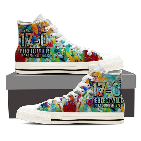 17 0 perfectville 1972 mens high top sneakers