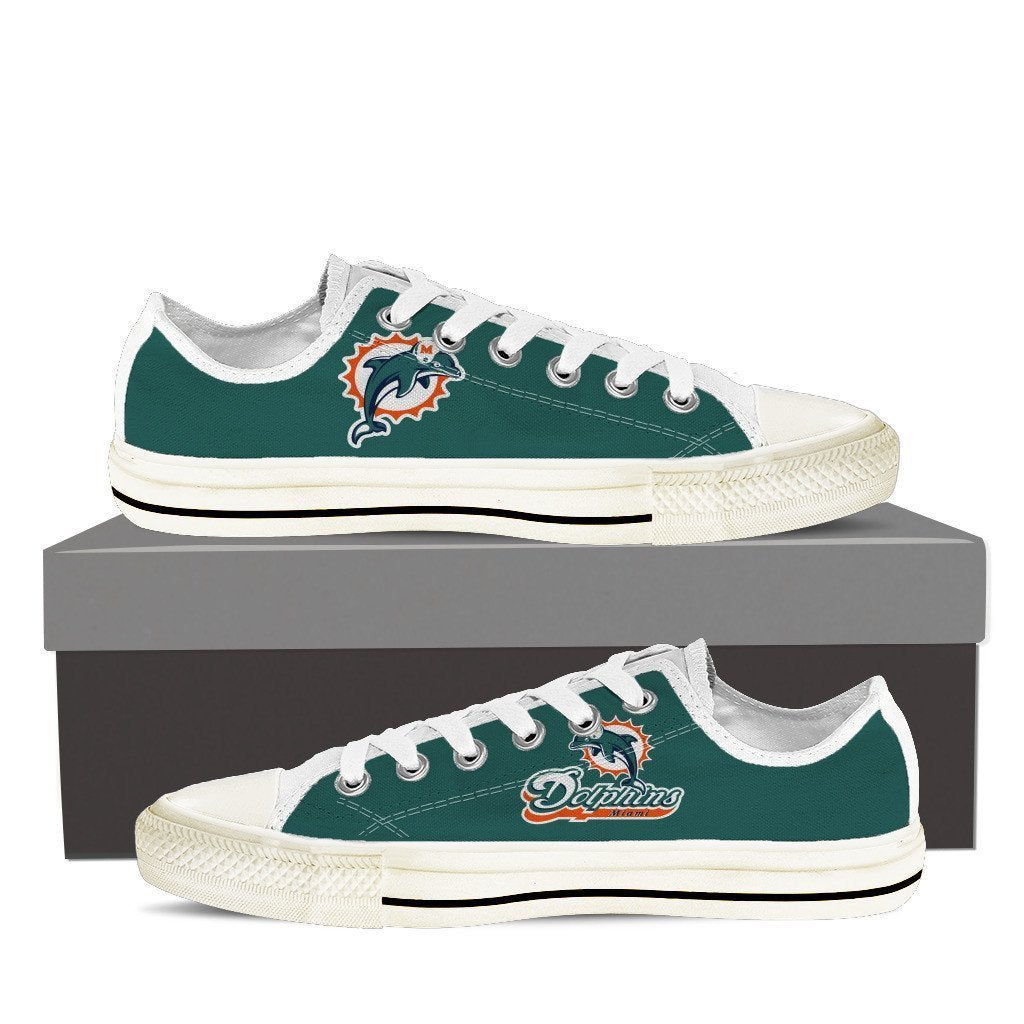 dolphins sneaker mens low cut sneakers cut