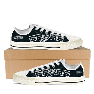 san antonio spurs mens low cut sneakers cut