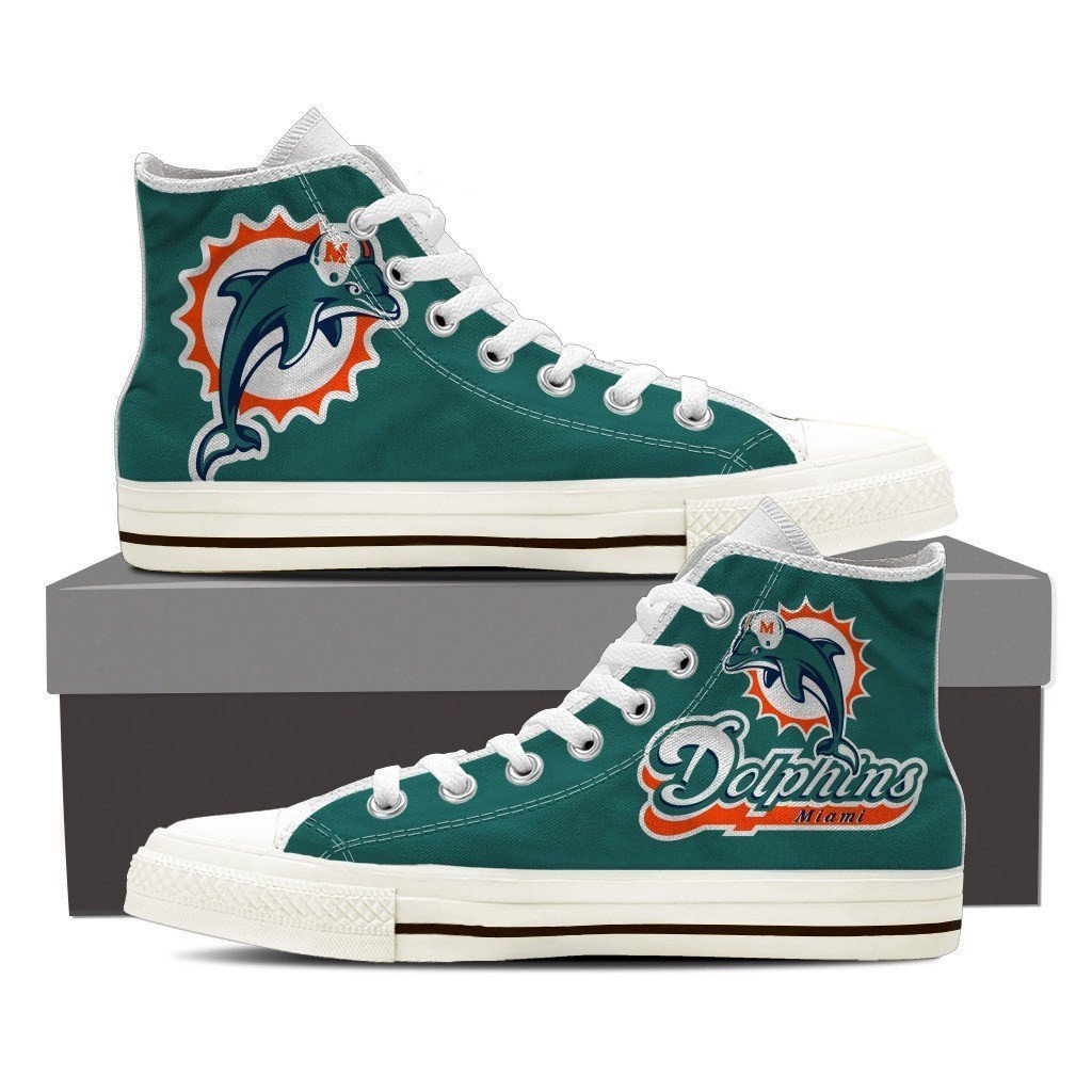 dolphins sneaker mens high top sneakers high top
