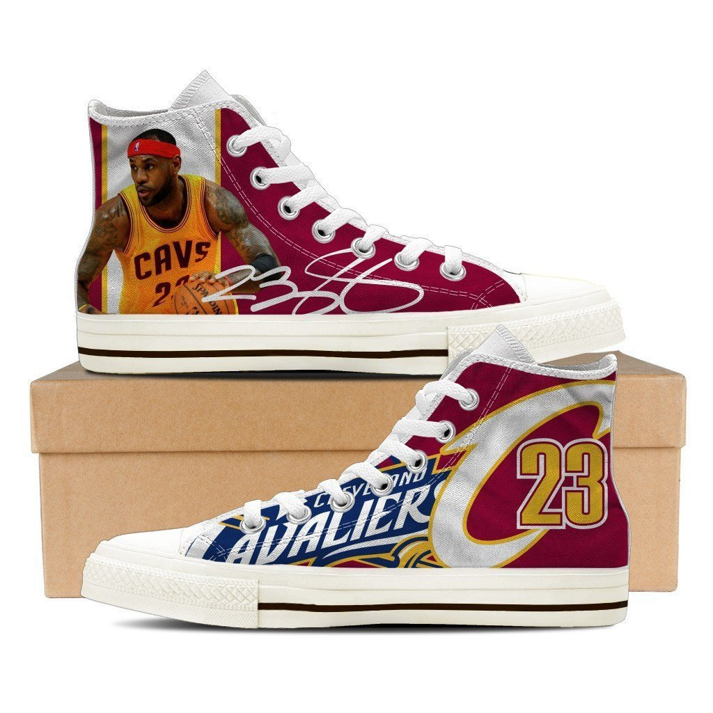 lebron james mens high top sneakers high top