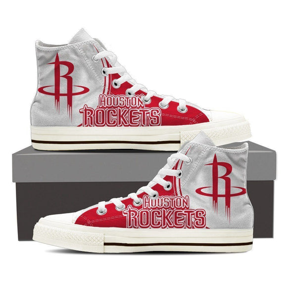 houston rockets mens high top sneakers high top