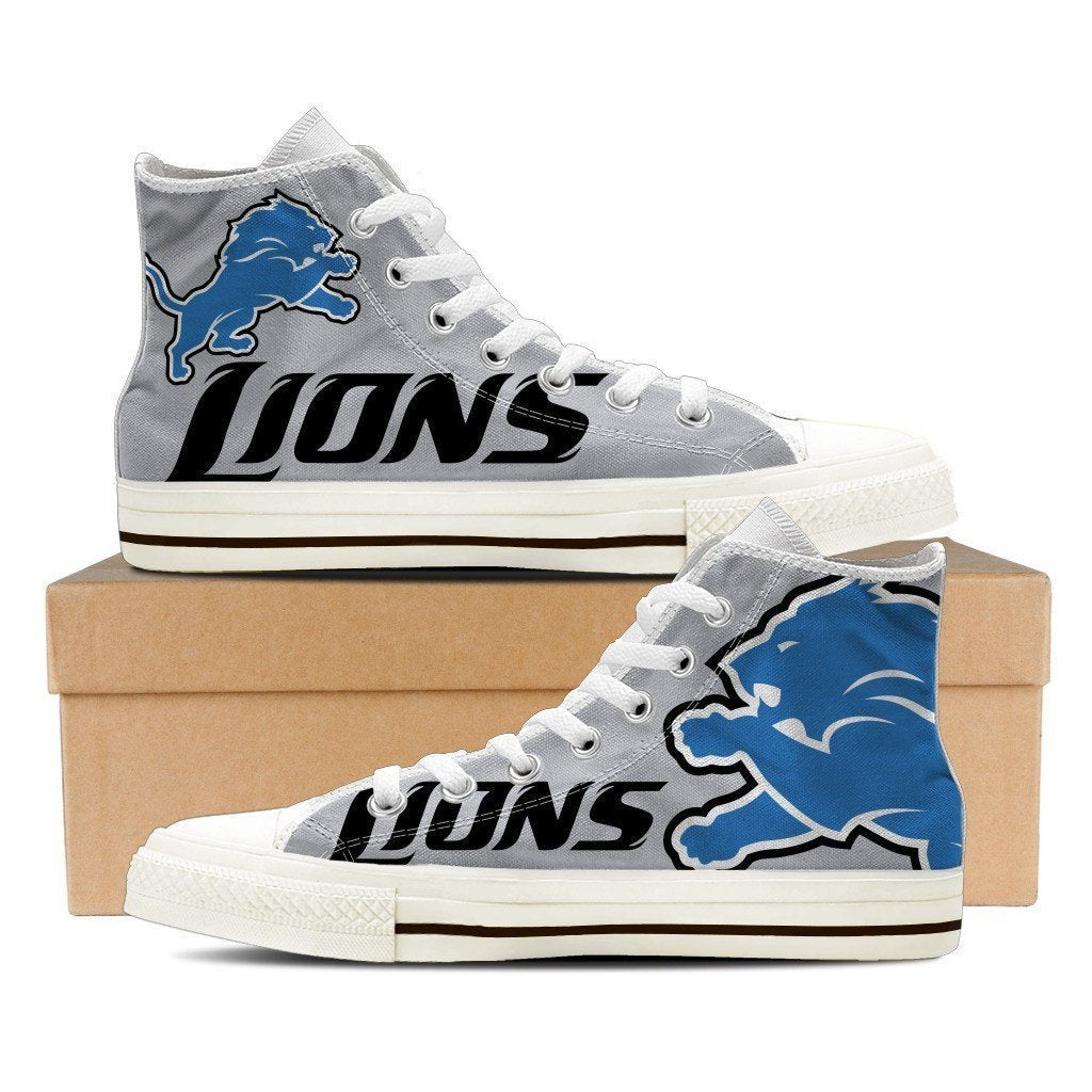 detroit lions mens high top sneakers high top 1