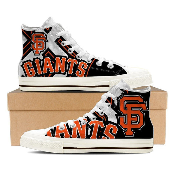 san francisco giants mens high top sneakers high top 1