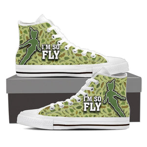 peter pan mens high top sneakers