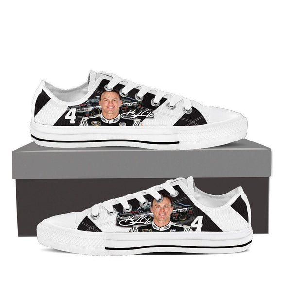 kevin harvick mens low cut sneakers