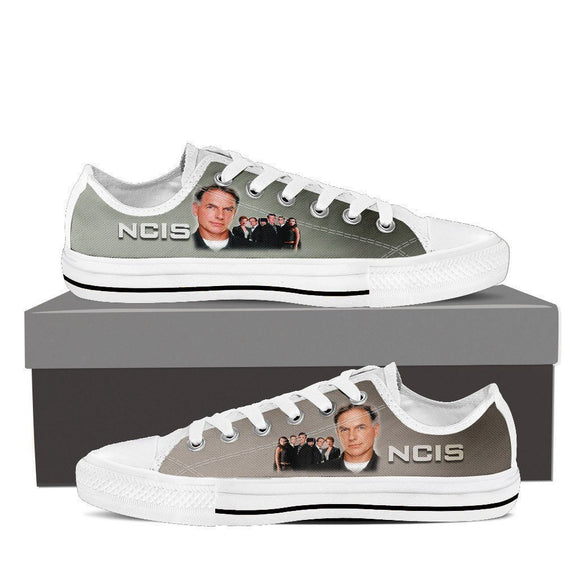 ncis ladies low cut sneakers