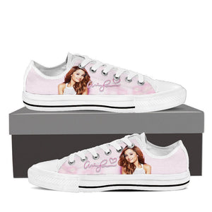 ariana grande mens low cut sneakers