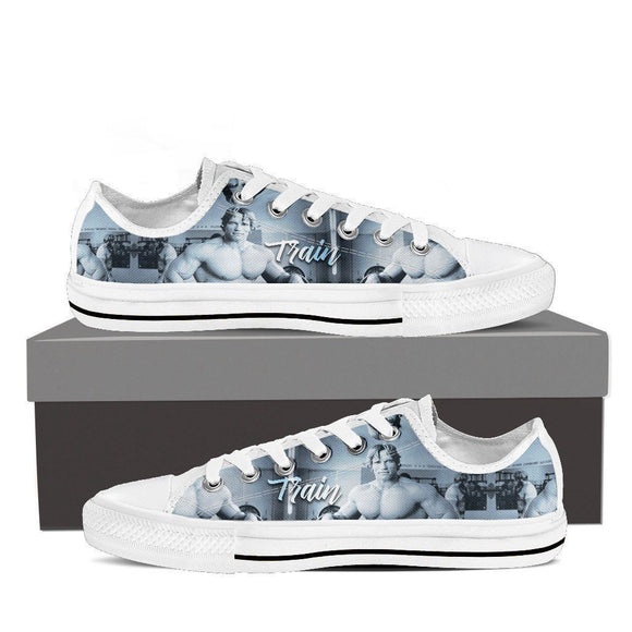 arnold ladies low cut sneakers