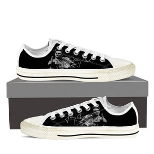 johnny cash ladies low cut sneakers