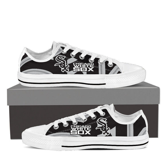 chicago white sox new mens low cut sneakers