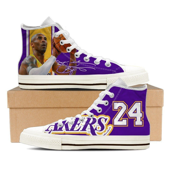 kobe bryant ladies high top sneakers