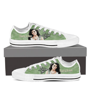 kari jobe ladies low cut sneakers