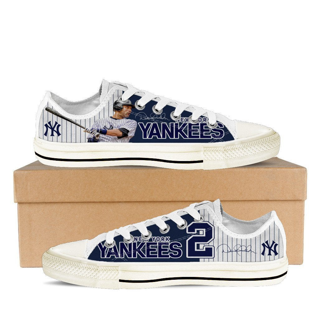 derek jeter mens low cut sneakers cut