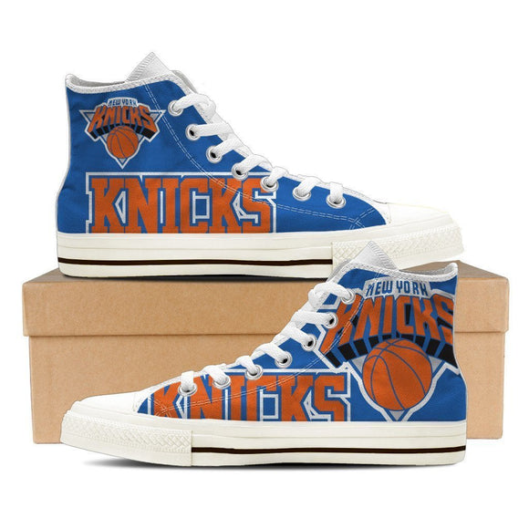new york knicks mens high top sneakers high top