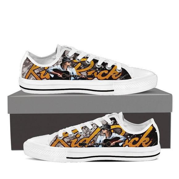 kid rock new mens low cut sneakers