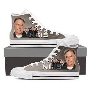 ncis ladies high top sneakers
