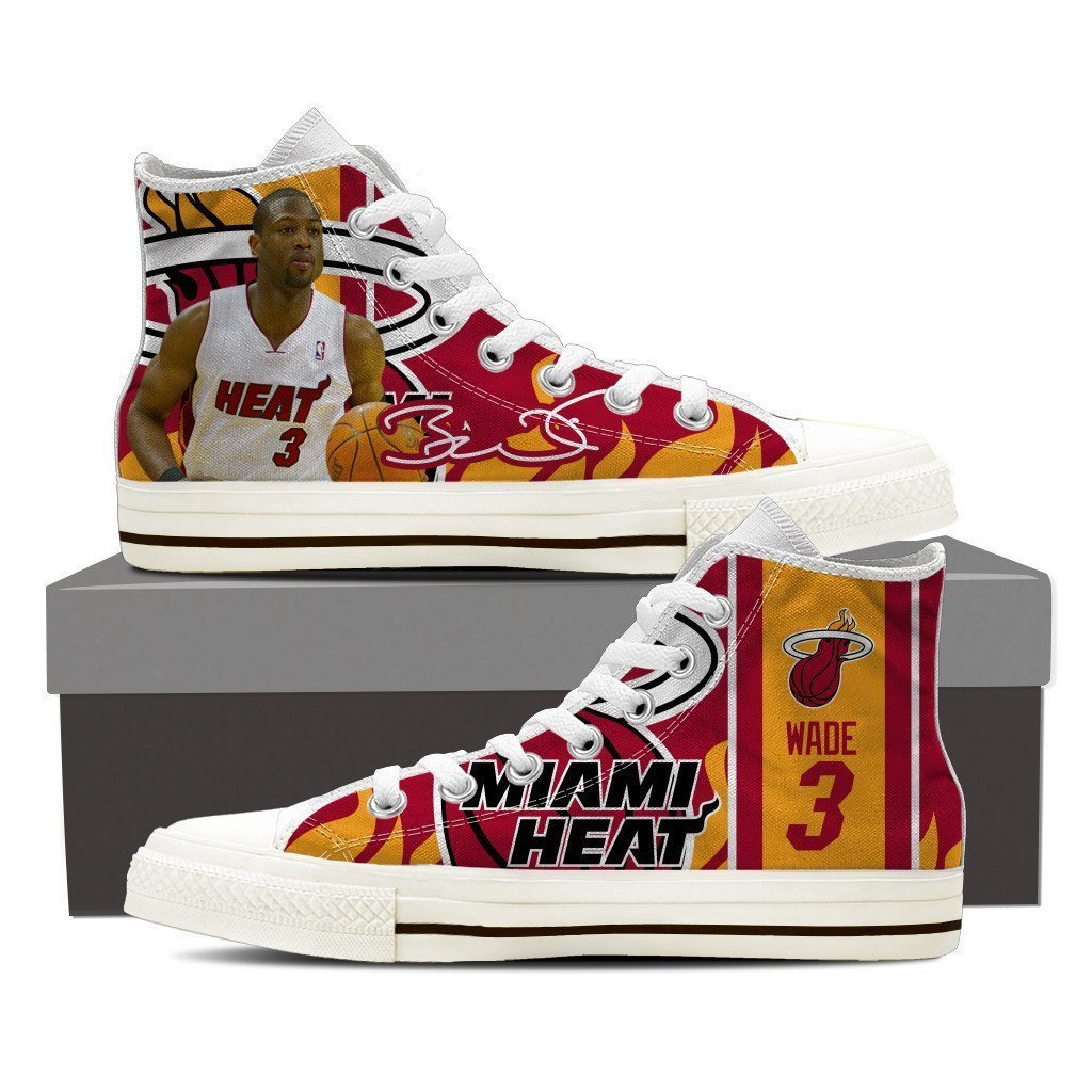 dwyane wade ladies high top sneakers