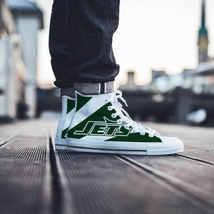 new york jets mens high top sneakers high top