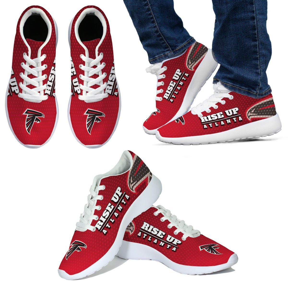 AF Rise Up Sneakers