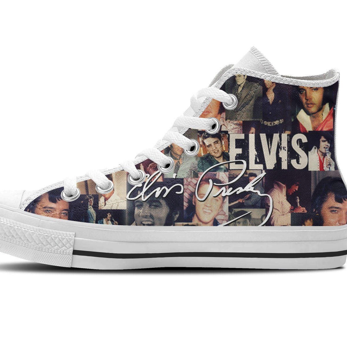 Elvis Presley Ladies high top sneakers