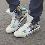 ed sheeran ladies high top sneakers