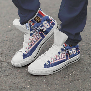 lawrence taylor ladies high top sneakers