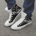 queen band new mens high top sneakers