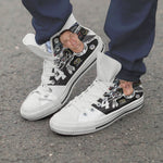 kevin harvick mens high top sneakers
