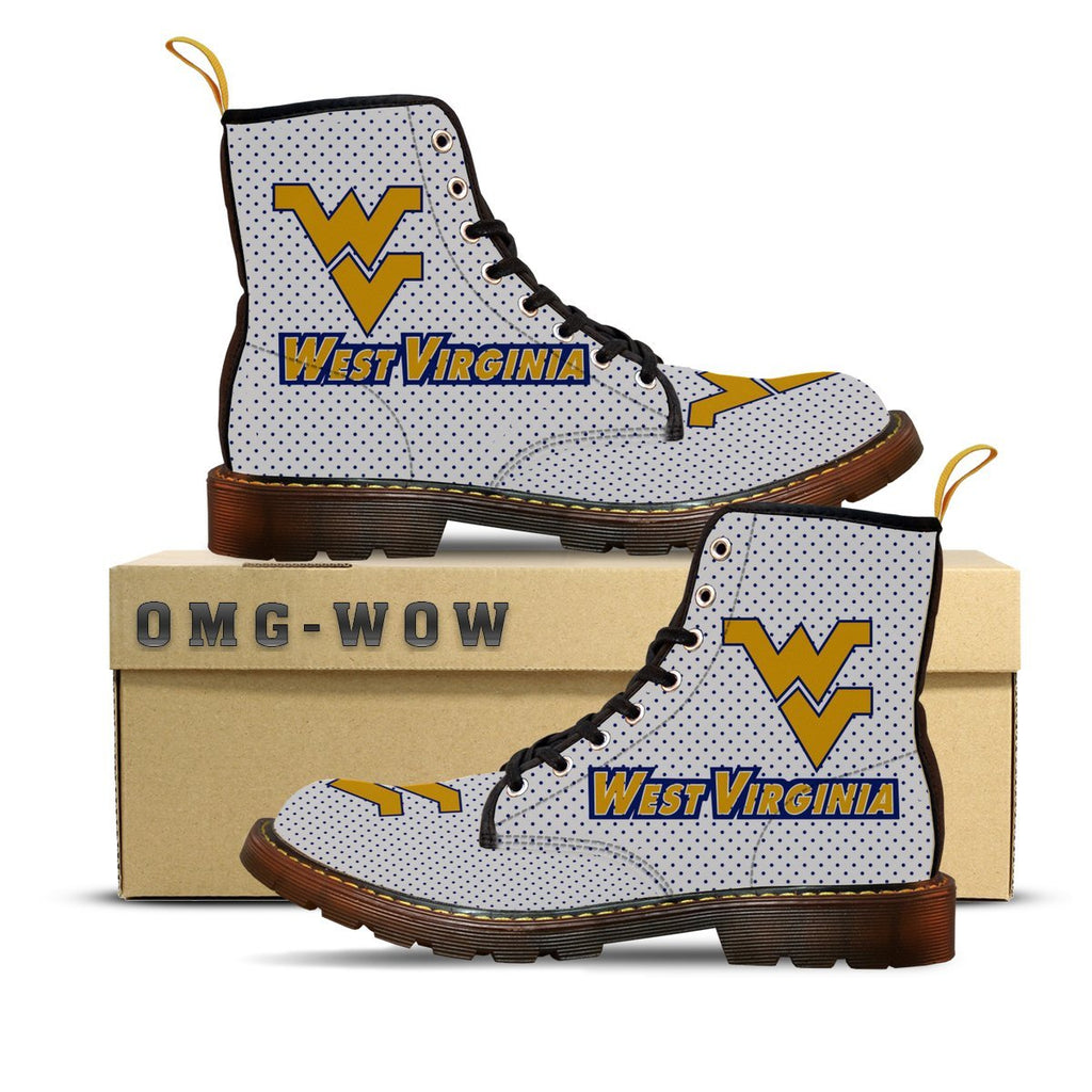 WVM Awesome Canvas Boots