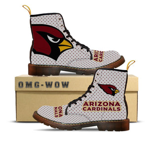 AC Awesome Canvas Boots
