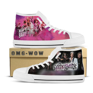 Aerosmith Hightop