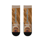 Yorkshire Terriers Socks