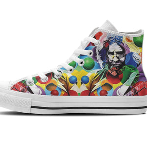 jerry garcia mens high top sneakers