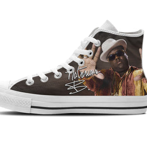 biggie sneaker mens high top sneakers high top