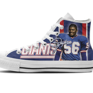 lawrence taylor mens high top sneakers