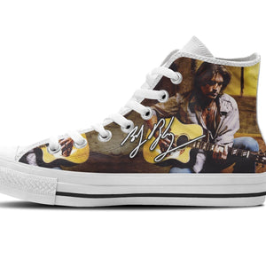 billy ray cyrus ladies high top sneakers