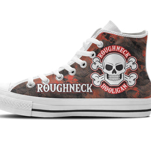 roughneck ladies high top sneakers