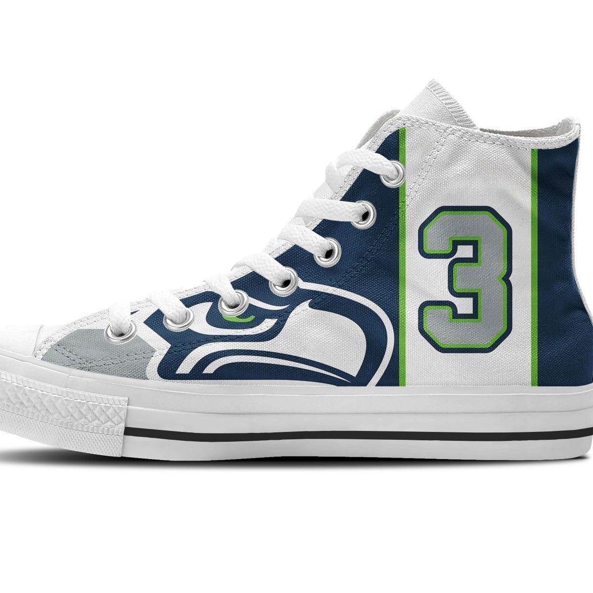 russell wilson ladies high top sneakers