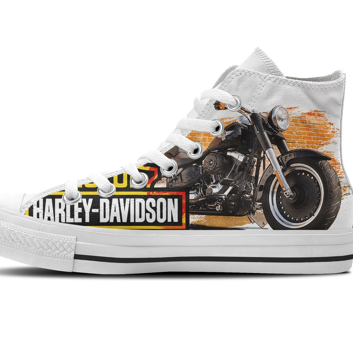 harley davidson mens high top sneakers high top