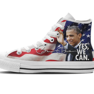 obama sneaker mens high top sneakers high top