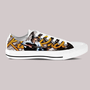 kid rock new ladies low cut sneakers
