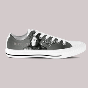billy joe mens low cut sneakers