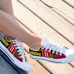 alex smith ladies low cut sneakers